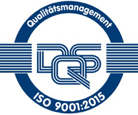 DQS Qualitaetsmanagement ISO 9001:2015